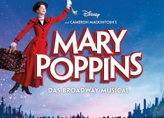 Mary Poppins - Das Musical © Stage Entertainment Germany-Disney/CML