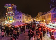 Weihnachtsmarkt Salzwedel.Gehle Reisen Advent