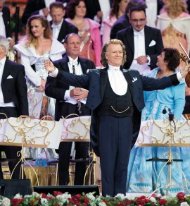 © Copyright © 1999 - 2019 André Rieu Productions BV - All Rights Reserved
